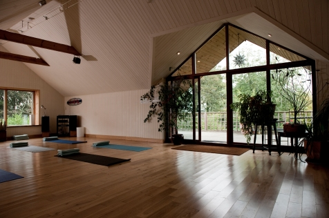 Dance Barn (The Yoga Studio)
