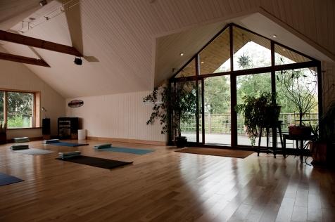Dance Barn (The Yoga Studio)