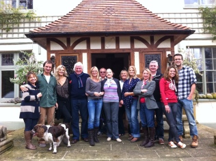 Book for a weekend or longer to have a reunion or celebration with your family and friends