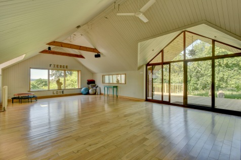 Dance/Yoga Studio